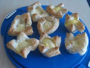 Zwiebekuchenmuffins