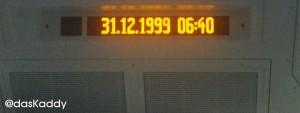 Fast 14 Jahre auf den Anschlusszug warten?